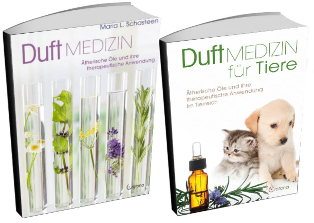 Buch Duftmedizin